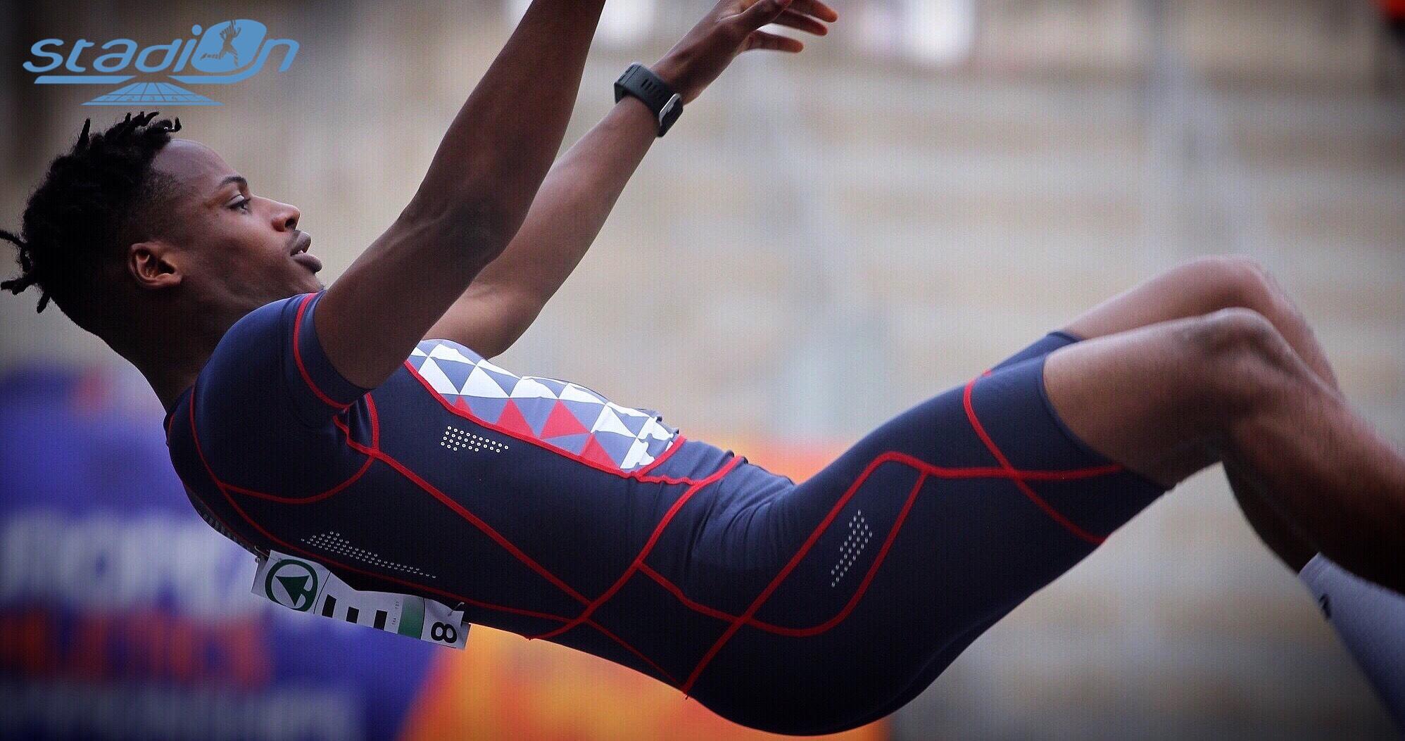 Orléans Perche Elite Tour : Alioune Sene s'élève à 5,72 m