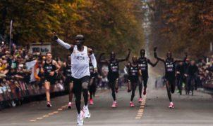 Les Nike Vaporfly Next %, à l'origine de la plupart des grandes performances actuelles sur route, ne devraient pas êtreinterdites pour les Jeux olympiques de Tokyo en 2020.
