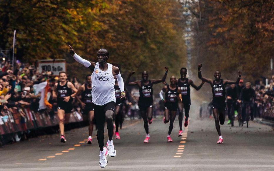 Les Nike Vaporfly Next % pourraient être portées aux JO de Tokyo