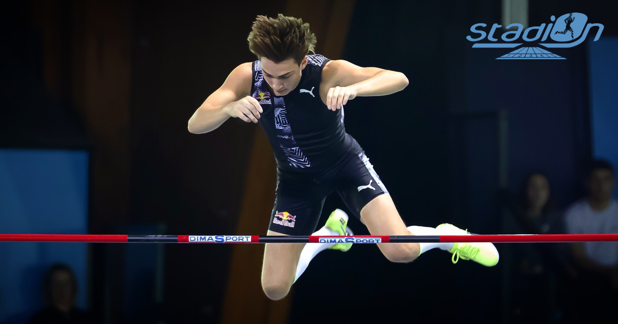 Armand Duplantis passe 5,94 m à Göteborg