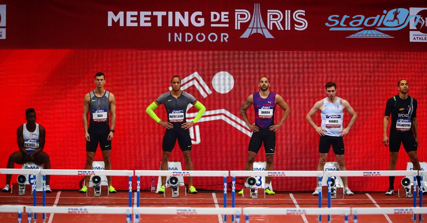 Le programme du Meeting de Paris Indoor 2020