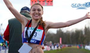 Privés de Championnats de France de cross, l'espoir Mathilde Sénéchal et le junior Baptiste Guyon ont frappé fort samedi en battant tous les deux hier à Vierzon le record de France du 5 km sur route de leur catégorie.