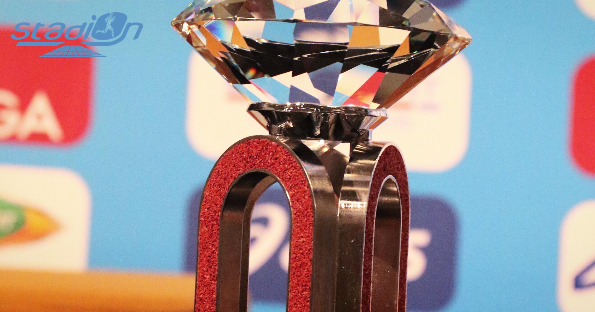 La Diamond League reporte 3 nouveaux Meetings
