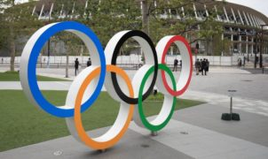 Un peu moins d'une semaine après l'entérinement du report des Jeux olympiques de Tokyo à 2021 en raison de la crise du coronavirus.