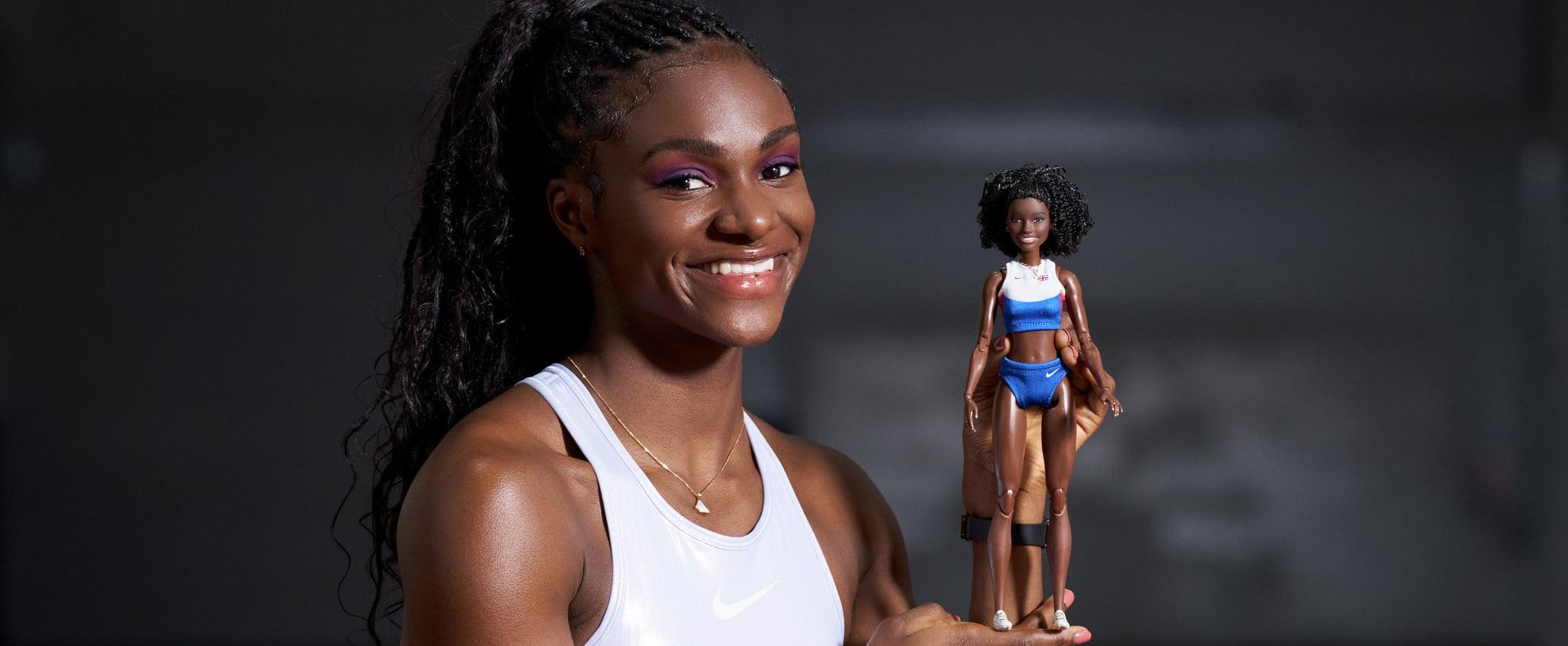 La sprinteuse britannique Dina Asher-Smith et la sauteuse en longueur allemande Malaika Mihambo ont été désignée égéries de Barbie qui met à l'honneur des femmes d'exception à travers le monde.