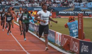 Caster Semenya, double championne olympique du 800 m, a largement dépassé le record d'abdominaux au challenge lancé par Cristiano Ronaldo.
