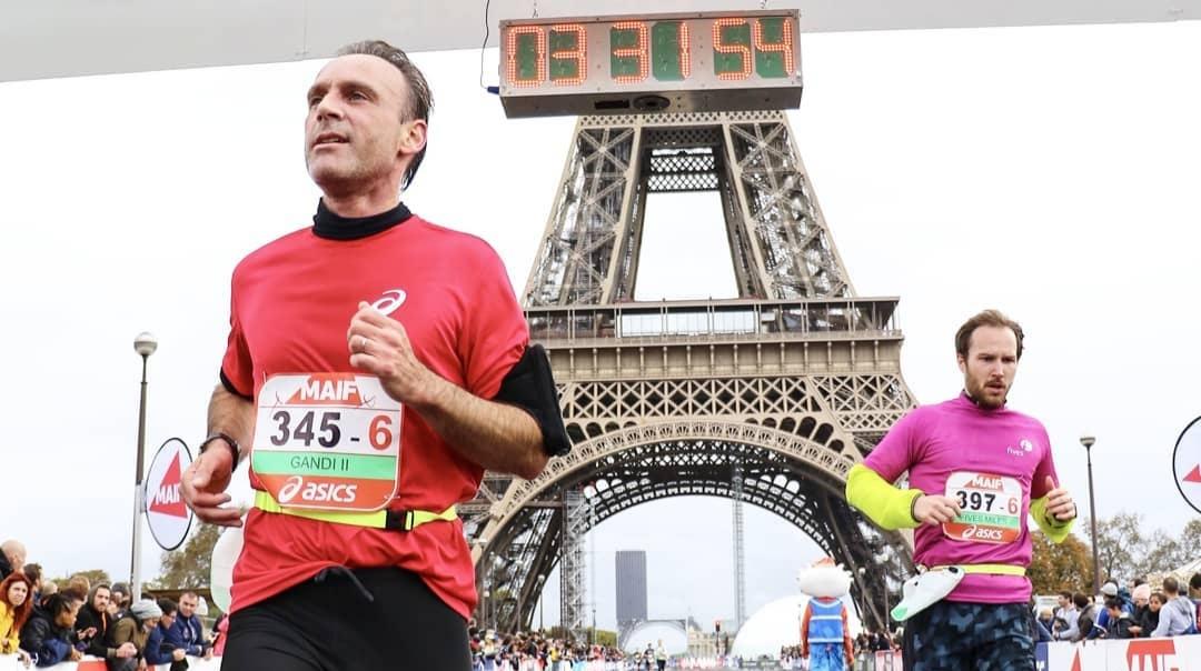 Running : Mieux vaut courir côte à côte, que l'un derrière l'autre
