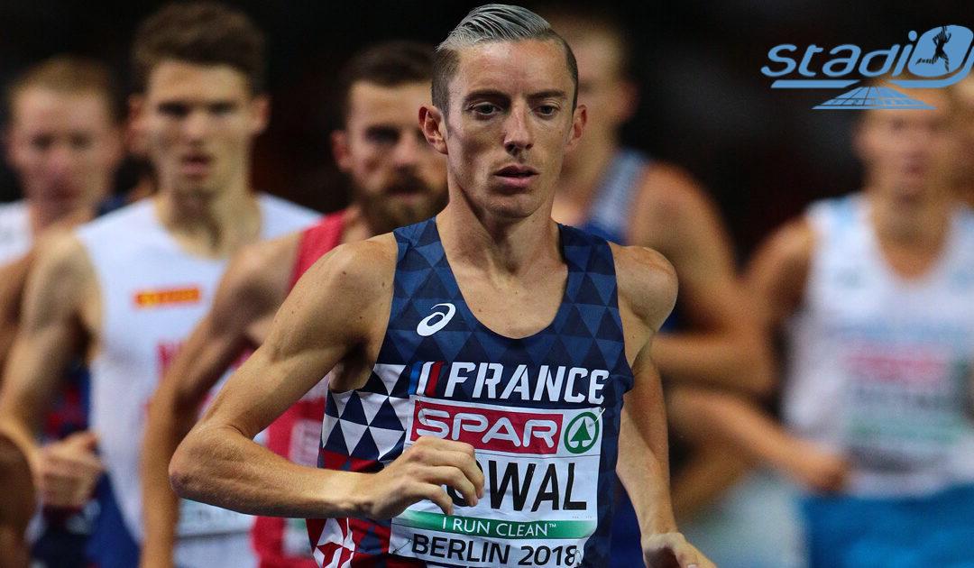 Yoann Kowal, 33 kilomètres pour ses 33 ans !
