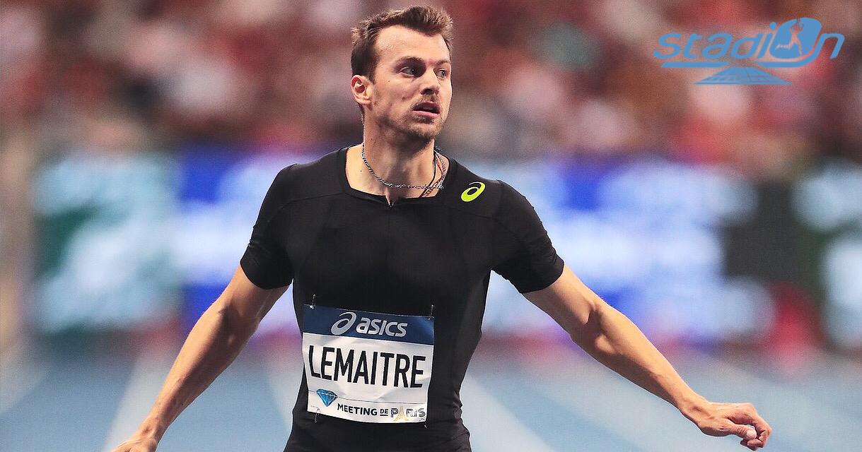 Inspiration Games : Lemaitre, Vicaut et Lavillenie ambitieux