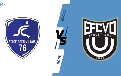 Interclubs virtuels – 8ème de finale : Stade Sottevillais 76 – Entente Franconville Césame Val-d'Oise