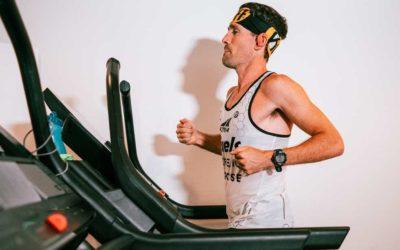 L'Américain Zach Bitter bat le record du monde du 100 miles… sur tapis roulant