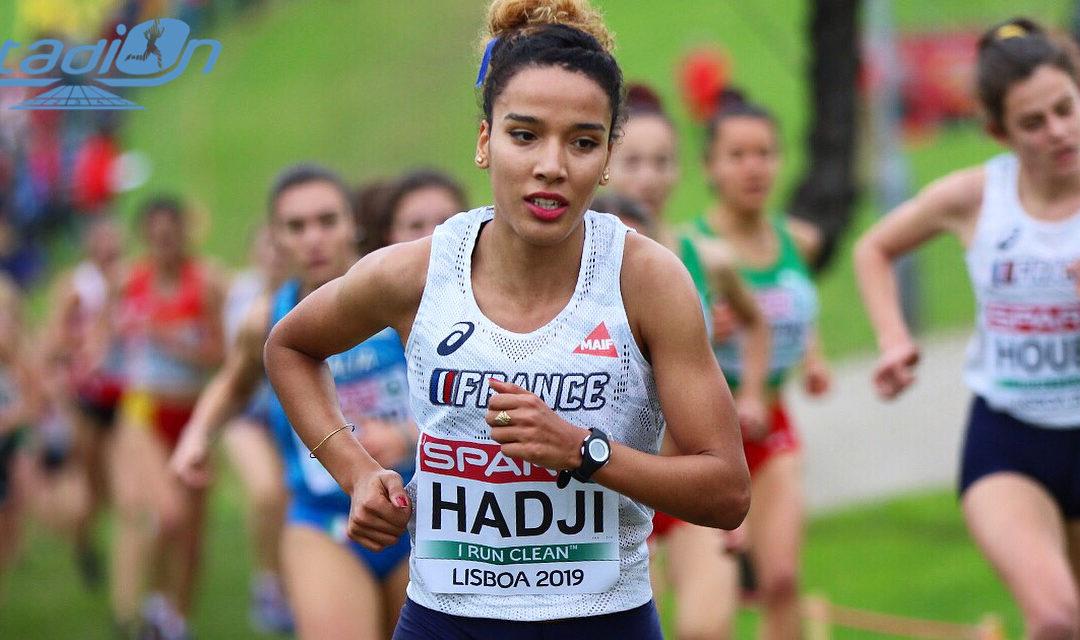 Leila Hadji fait appel aux célébrités pour préparer les JO 2024