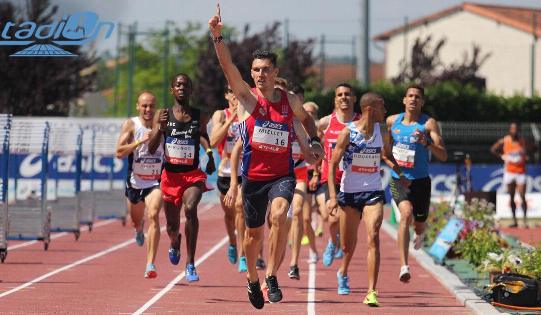 Athlétisme : La billetterie des France Elite à Albi est ouverte !