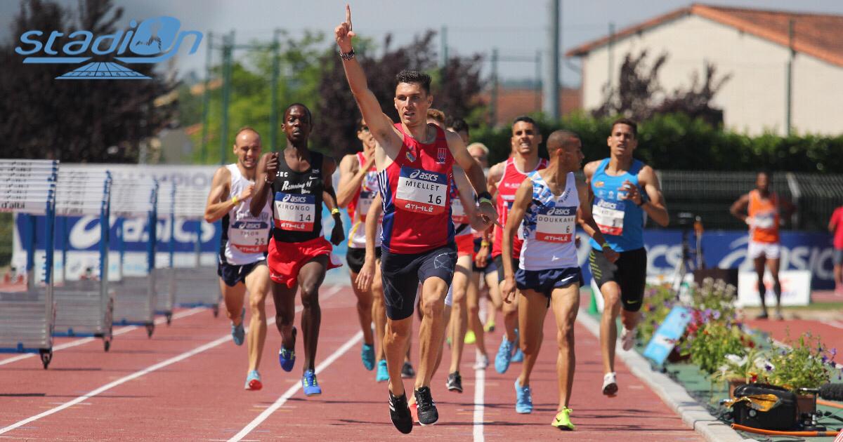 La Fédération Française d'Athlétisme vous invite à réserver dès à présent votre week-end du 12 et 13 septembre pour assister à l'édition 2020 des Championnats de France Elite qui se tiendront à Albi.