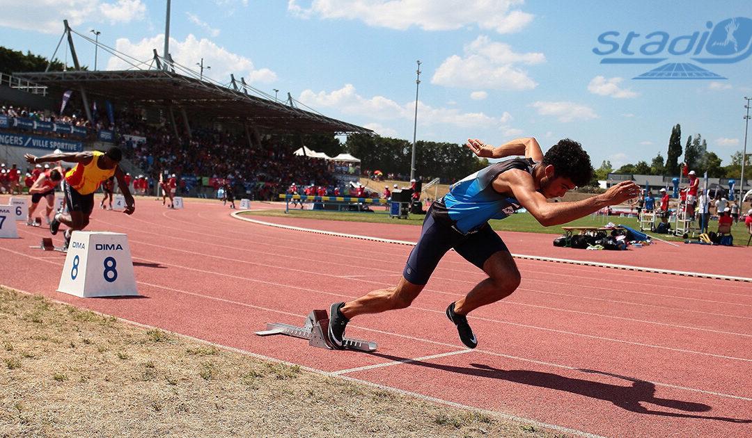 Evry-Bondoufle récupère les Championnats de France cadets-juniors