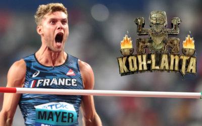 Si les athlètes étaient des aventuriers de Koh-Lanta !