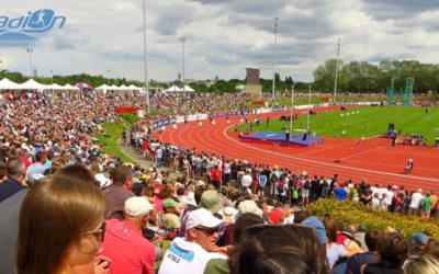 Athlétisme : Les Championnats de France Elite à Angers en 2021
