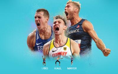 Ultimate Garden Clash : Suivez en direct le triathlon de Kevin Mayer
