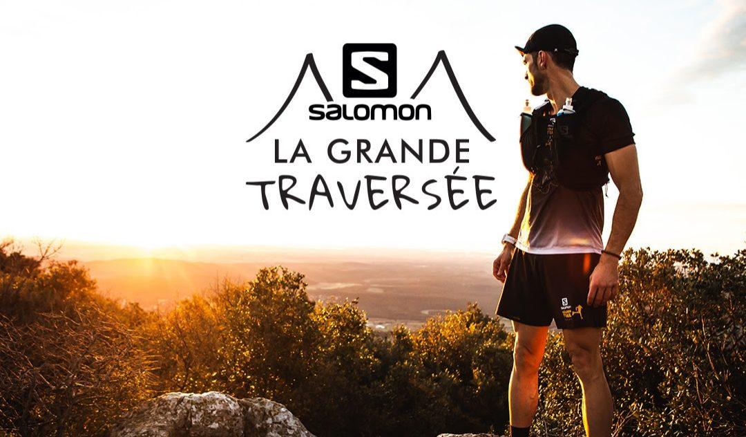 Trail : Une grande traversée pour 8 athlètes de la Team Salomon