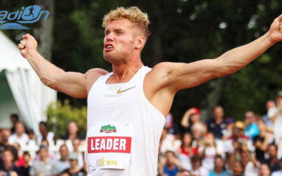 Athlétisme : Kevin Mayer disputera dimanche un triathlon à distance !