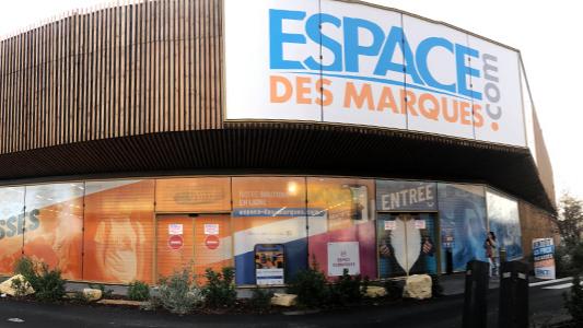 Notre partenaire Espace des Marques a ouvert trois nouveaux magasins à Montpellier, Saint-Jean-de-Monts et Saint-Hilaire-de-Riez.