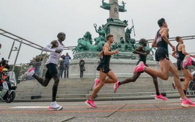 World Athletics modifie ses règles pour les chaussures de compétition