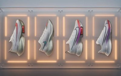 Nike présente sa collection Hypervolt Flash Crimson Fast Family !