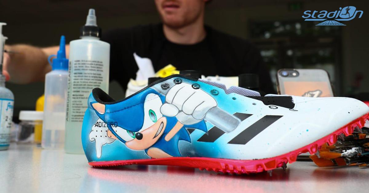 Parce qu'on souhaite vous faire plaisir, on vous fait gagner en collaboration avec Quentin Delaunay, de 1off Unique, une customisation pour votre plus belle paire de running ou de pointes d'athlétisme.