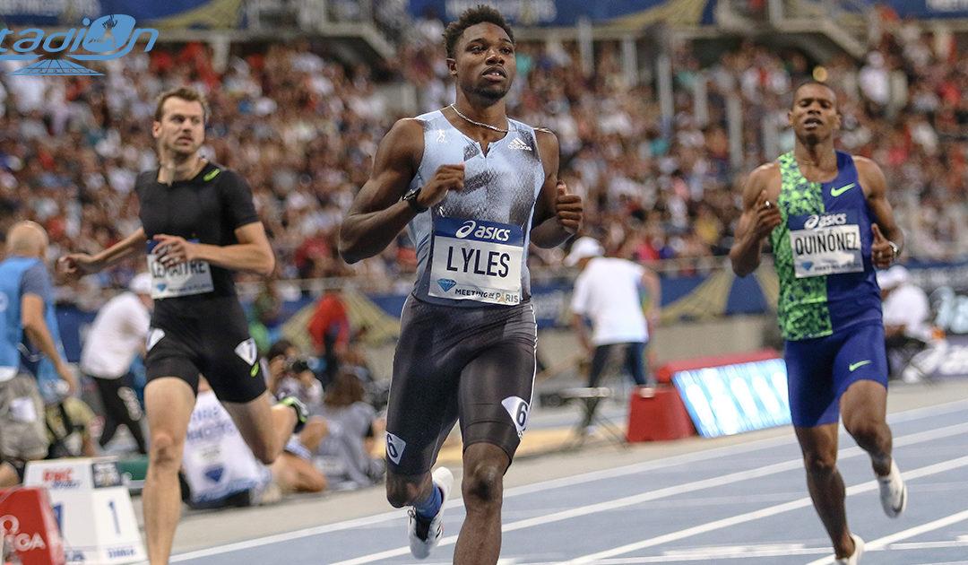 Inspiration Games : Lyles disqualifié, Lemaitre vainqueur !