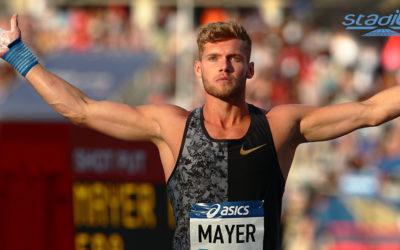 Athlétisme : Kevin Mayer fait sa rentrée jeudi à Montpellier