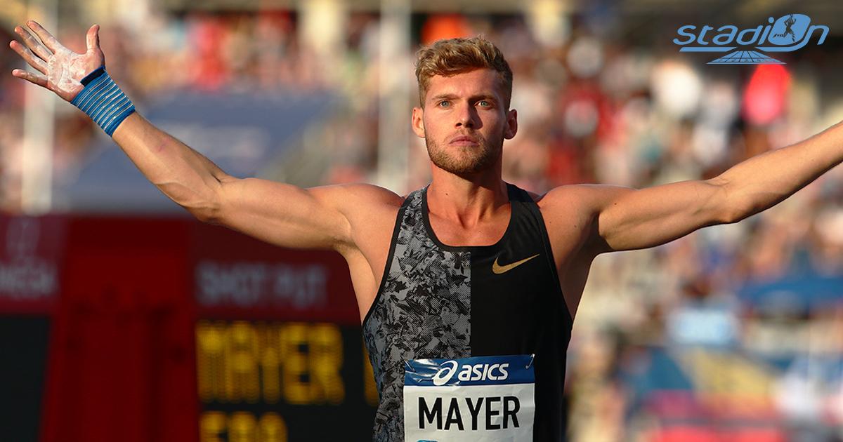 Le recordman du monde du décathlon Kevin Mayer fera sa rentrée jeudi, en douceur. Autour de lui, une nouvelle organisation.