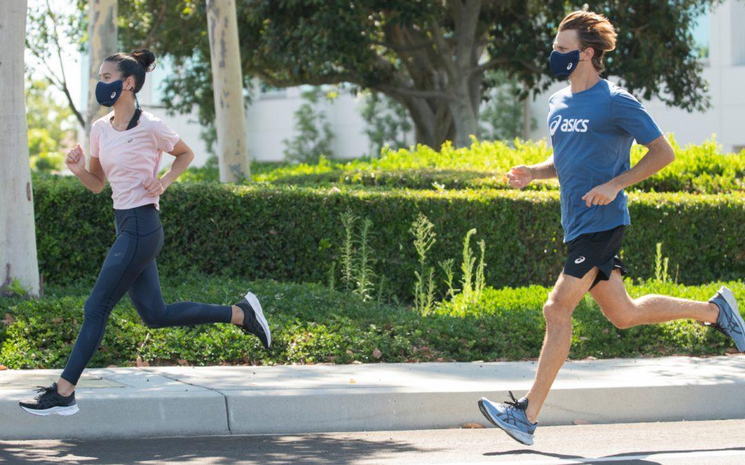 ASICS lance un masque de protection adapté au running