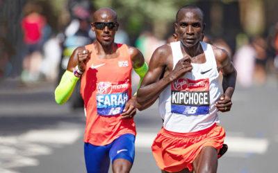 Marathon de Londres : Farah jouera les lièvres pour Kipchoge et Bekele