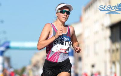 Athlétisme : Clémence Beretta reprend sa marche en avant