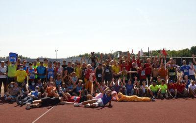 Les fadas de l'athlétisme en piste à Toul !