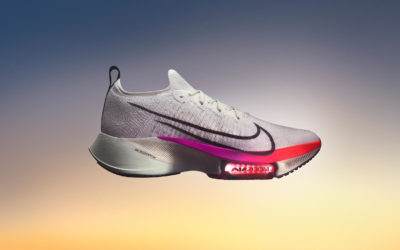La Nike Air Zoom Tempo Next% est disponible !
