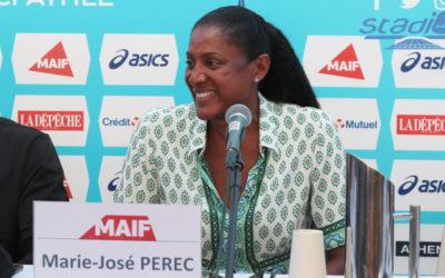 Marie-José Pérec : « L'athlétisme m'a beaucoup apporté »