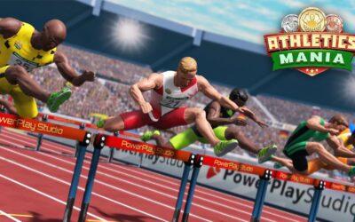 Athletics Mania, le jeu d'athlétisme qui cartonne