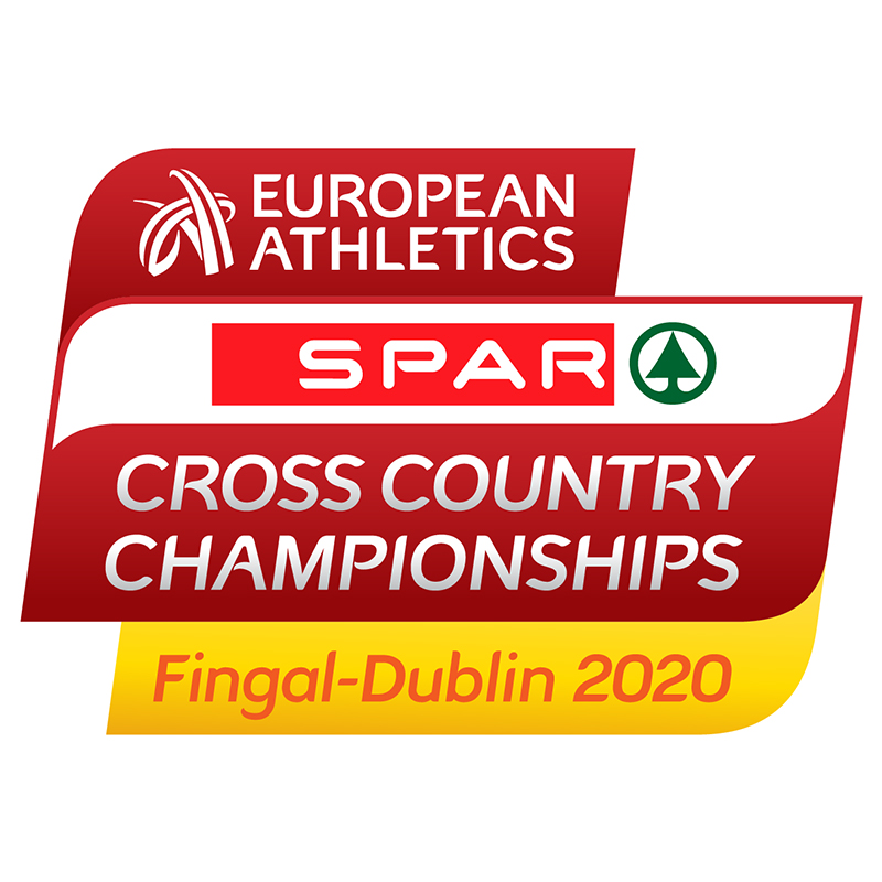 LOGO EUROPEAN ATHLETICS DUBLIN 2020
