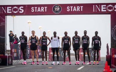 Suivez en direct le Marathon de Londres avec Eliud Kipchoge