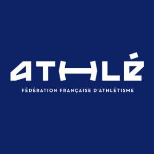 LOGO FEDERATION FRANCAISE D'ATHLETISME
