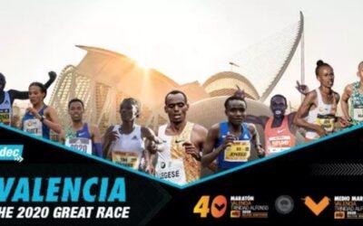 Le plateau élite du Marathon de Valence se dessine
