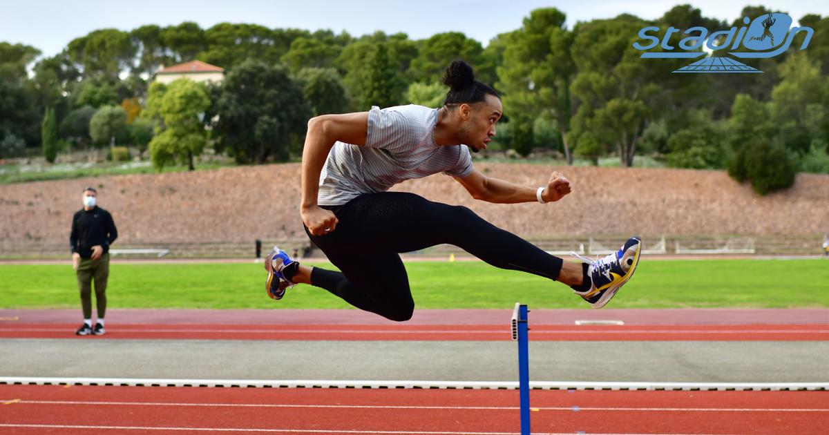 Depuis lundi, plusieurs des meilleurs athlètes français sont en stage pour la semaine à Boulouris, dans le Var.