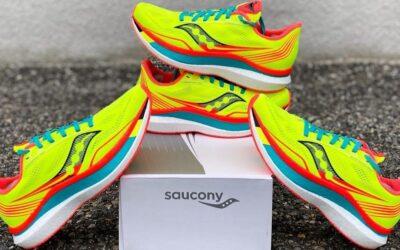 La Saucony Endorphin Pro se dévoile dans un nouveau coloris