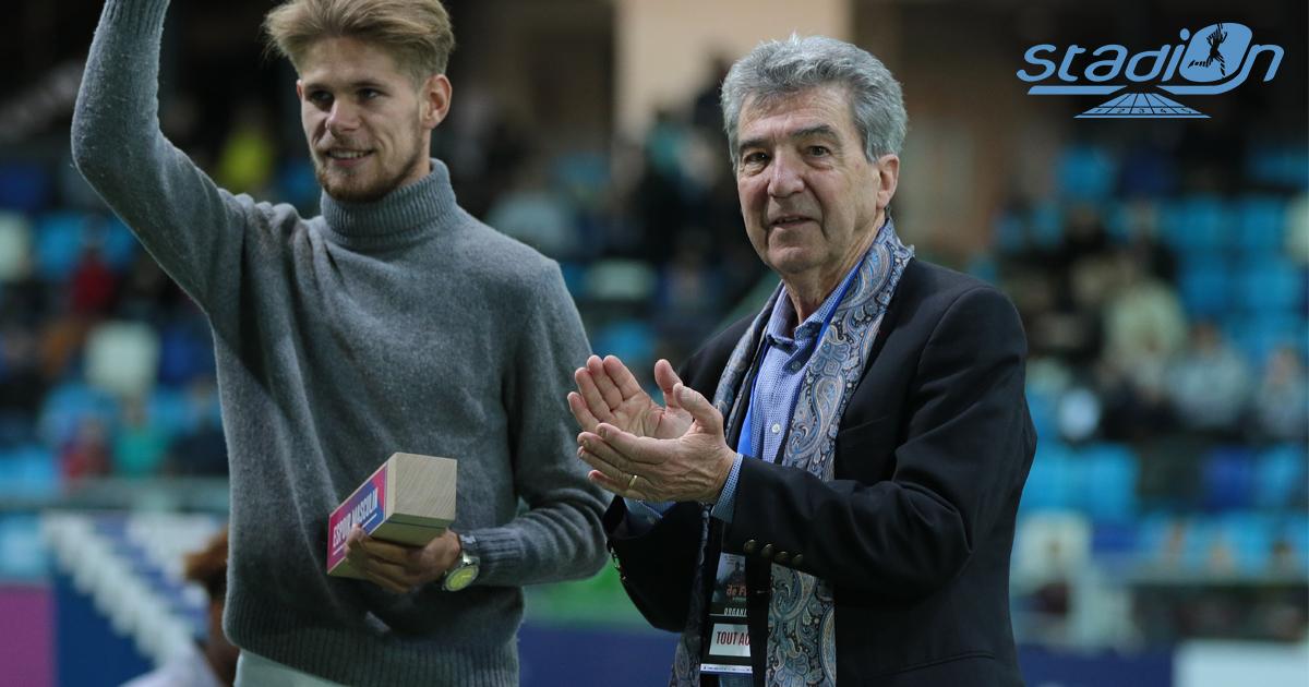 Alors que le 5 décembre prochain se tiendront les élections pour la présidence de la Fédération Française d'Athlétisme, André Giraud a répondu à Stadion en ce qui concerne son programme pour la prochaine olympiade.