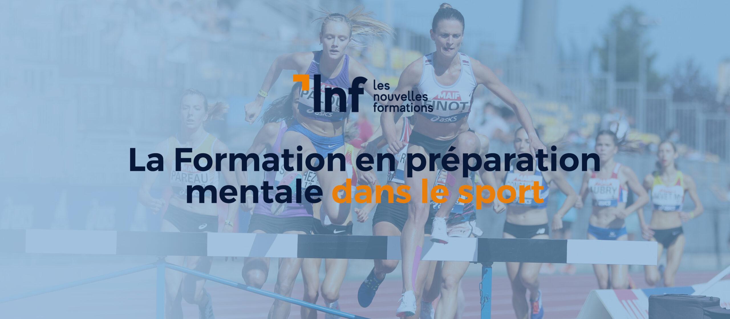 Présentation du programme proposé par Les Nouvelles Formations destiné aux entraîneurs d'athlétisme et aux athlètes de tous niveaux.