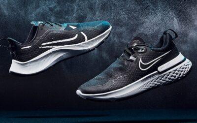 Bravez les éléments avec la nouvelle Nike Pegasus 37 Shield !