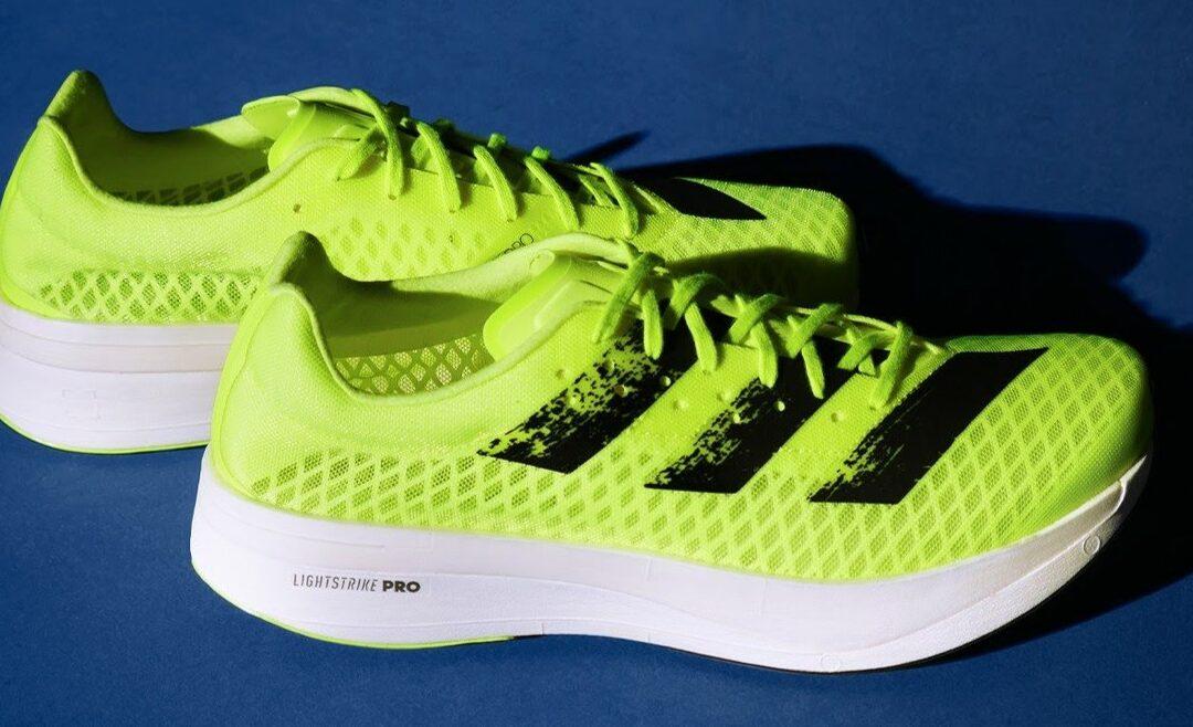 """adidas offre à sa Adizero Adios Pro un nouveau coloris """"Sunrise Bliss"""""""