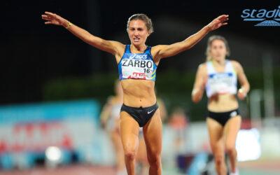 Record de France juniors et espoirs du 10 km pour Alessia Zarbo à Madrid