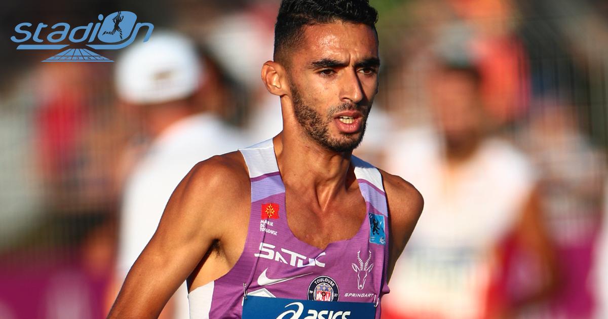 """À l'occasion du 10 km """"No Limit"""", plusieurs spécialistes de demi-fond français dont Morhad Amdouni et le local Djilali Bedrani seront en pole position."""